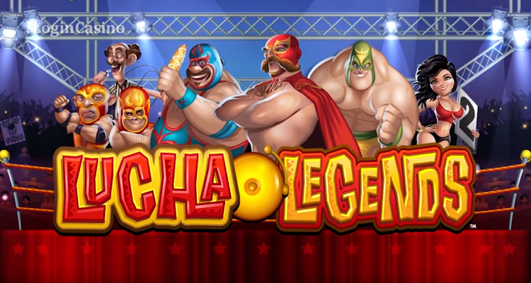 Новый слот Lucha Legends от Microgaming