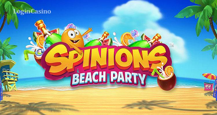 Сравнительный обзор основных характеристик слотов Spinions: Beach Party, Buccaneer's Bay и Chitty Bang