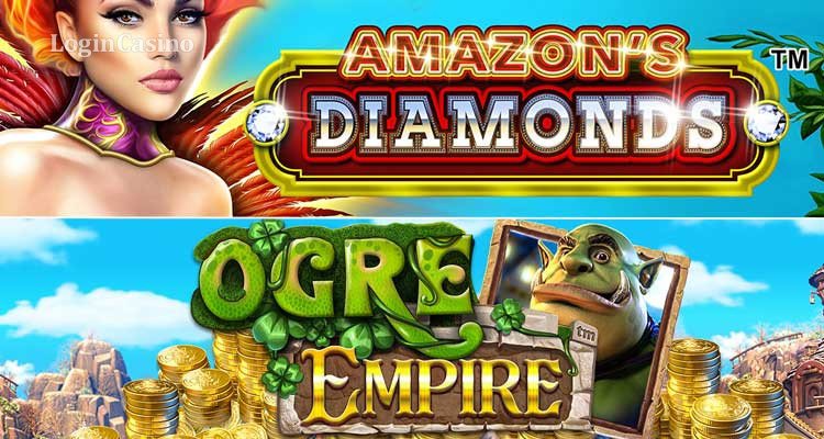 Обзор слотов Twin Strike, Amazon's Diamonds, Ogre Empire